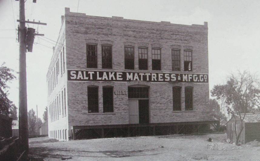 Serta Mattress Warehouse Historical Photo Depot District